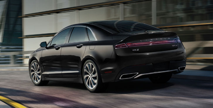 2020 Lincoln MKZ Hybrid Reserve performance