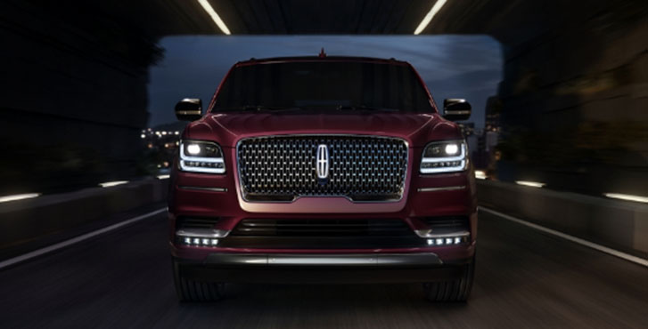 2020 Lincoln Navigator appearance