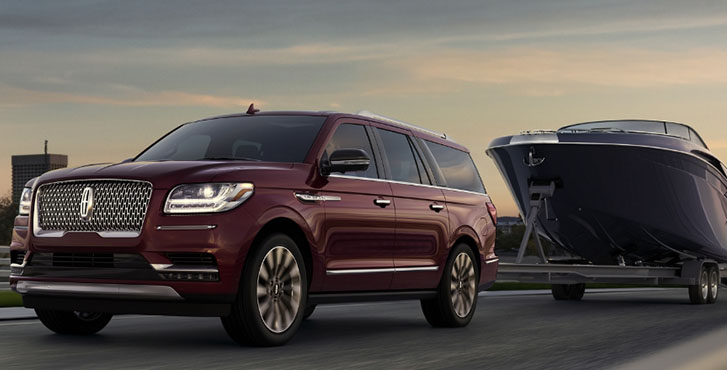 2020 Lincoln Navigator performance