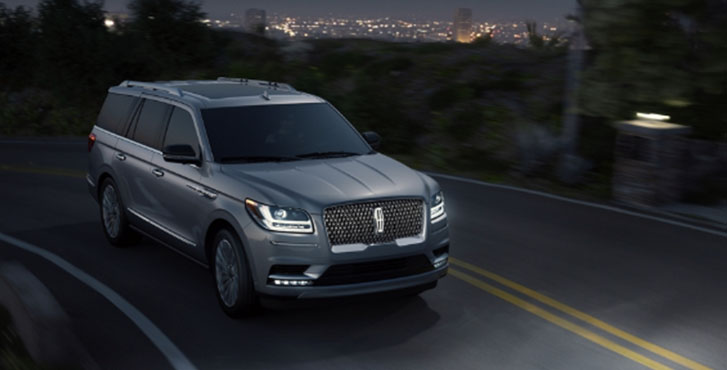 2020 Lincoln Navigator safety