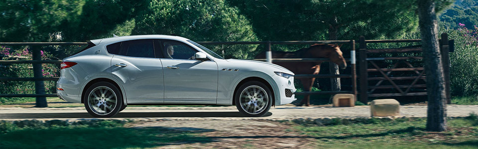 2016 Maserati Levante Safety Main Img
