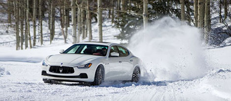 Maserati Q4 Intelligent All-Wheel Drive