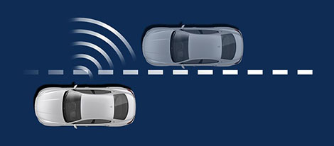 Blind Spot Alert and Rear Cross Path Detection