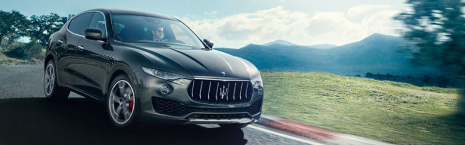 2017 Maserati Levante Safety Main Img