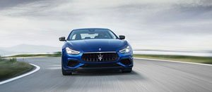 2018 Maserati Ghibli performance