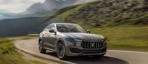 2018 Maserati Levante performance