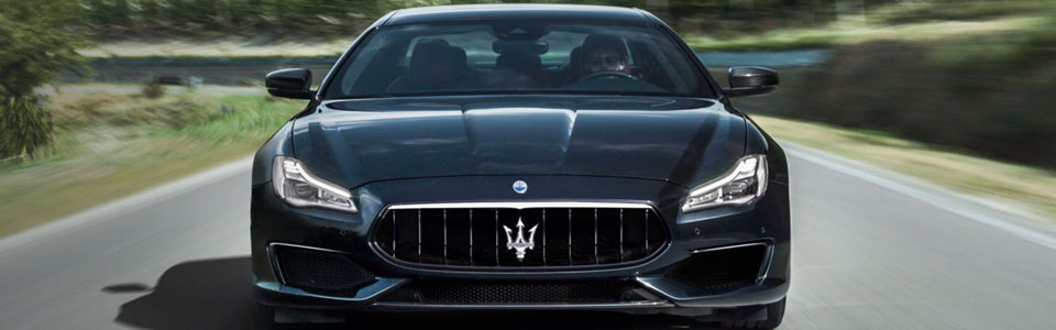 2018 Maserati Quattroporte Safety Main Img