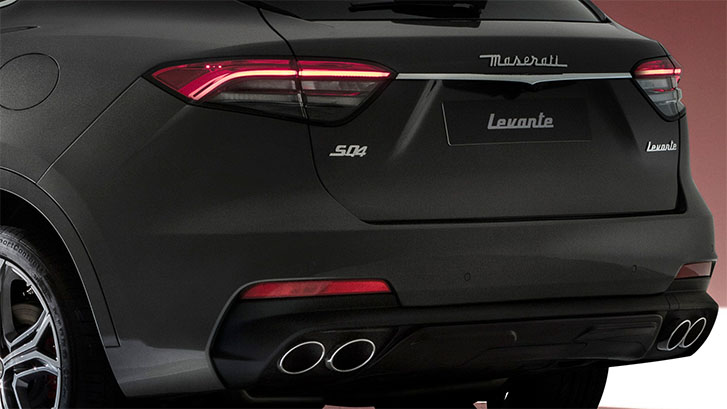 2021 Maserati Levante performance
