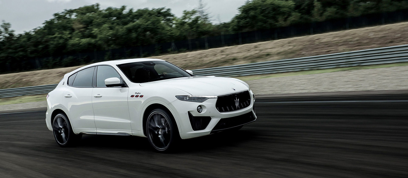 2021 Maserati Levante Safety Main Img