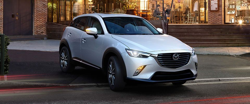 2016 Mazda CX-3 Crossover Appearance Main Img