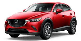 2016 Mazda CX-3 Crossover