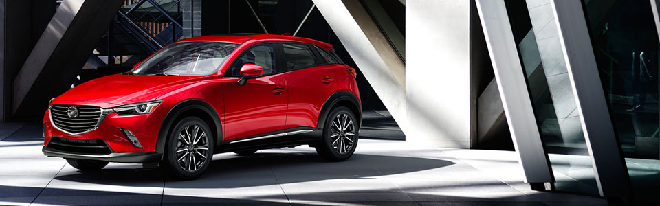 2016 Mazda CX-3 Crossover Safety Main Img