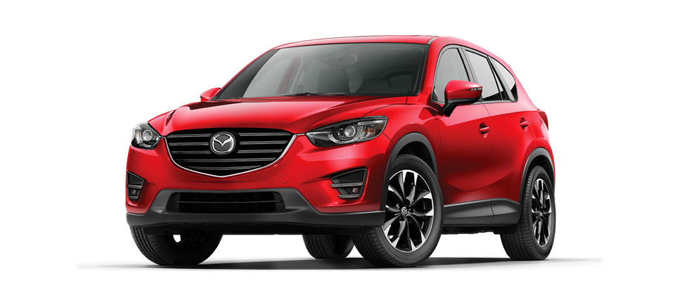 2016 Mazda CX-5 Crossover Appearance Main Img