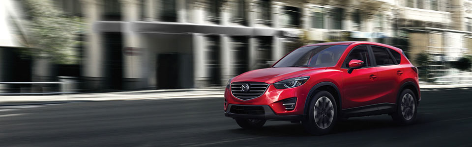 2016 Mazda CX-5 Crossover Safety Main Img