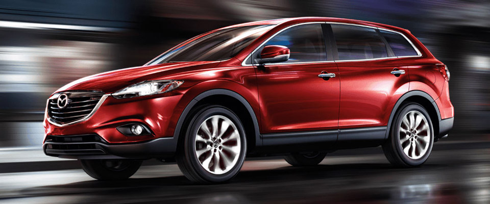 2016 Mazda CX-9 Appearance Main Img