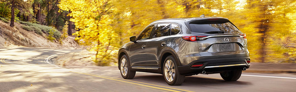 2016 Mazda CX-9 Safety Main Img