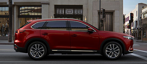 2016 Mazda CX-9 safety