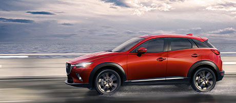 2017 Mazda CX-3 performance