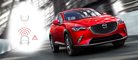 2017 Mazda CX-3 safety