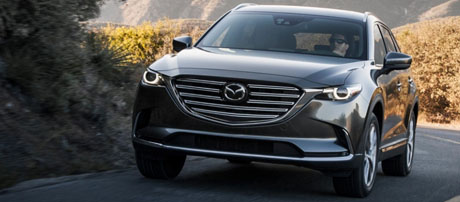 2017 Mazda CX-9 performance