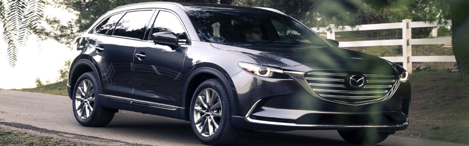 2017 Mazda CX-9 Safety Main Img