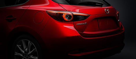 2017 Mazda Mazda3 5-Door safety