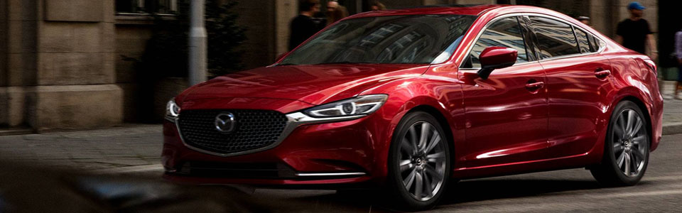 2018 Mazda Mazda6 Safety Main Img