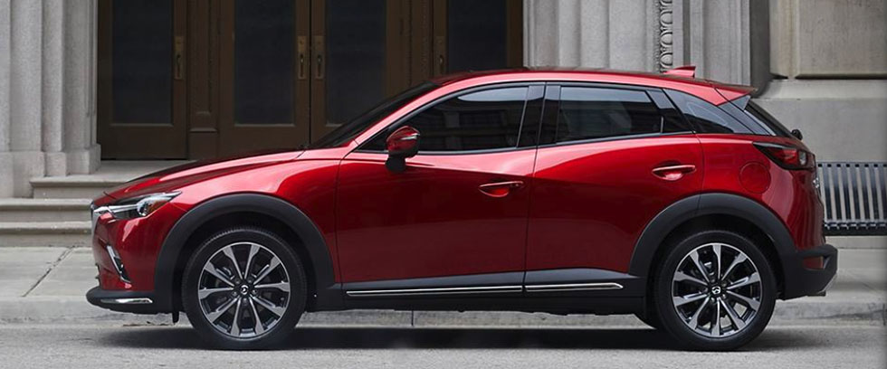 2019 Mazda CX-3 Appearance Main Img