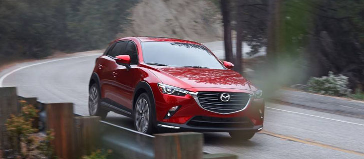 2019 Mazda CX-3 performance