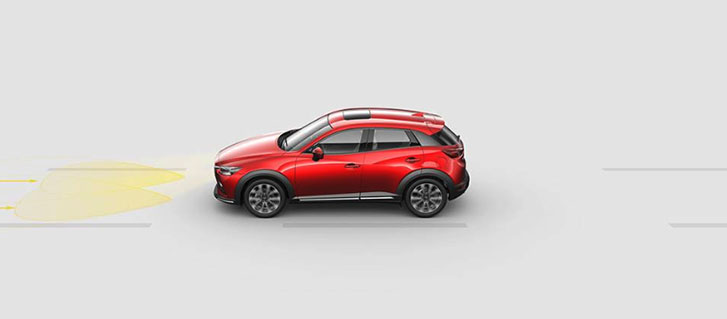 2019 Mazda CX-3 safety