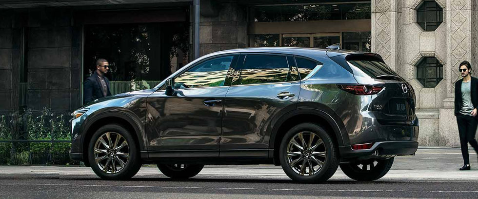 2019 Mazda CX-5 Appearance Main Img