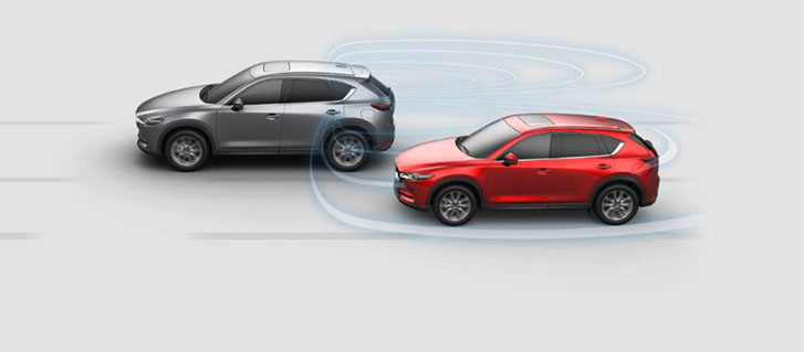 2019 Mazda CX-5 safety