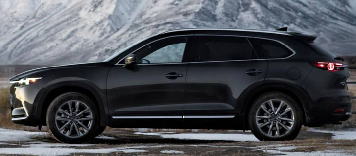 2019 Mazda CX-9 performance