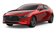 Mazda3 Hatchback Preferred Package