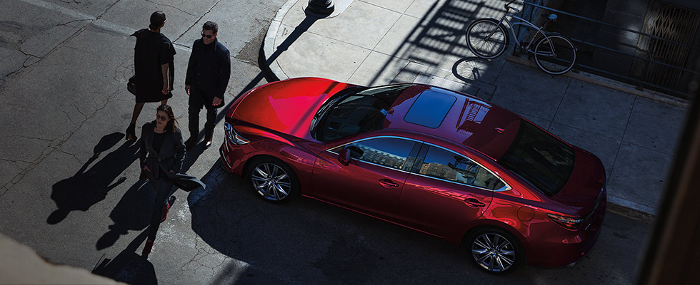 2019 Mazda Mazda6 Safety Main Img