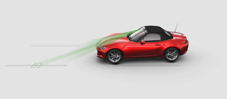 2019 Mazda MX-5 Miata safety
