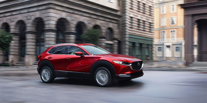 2020 Mazda CX-30 performance