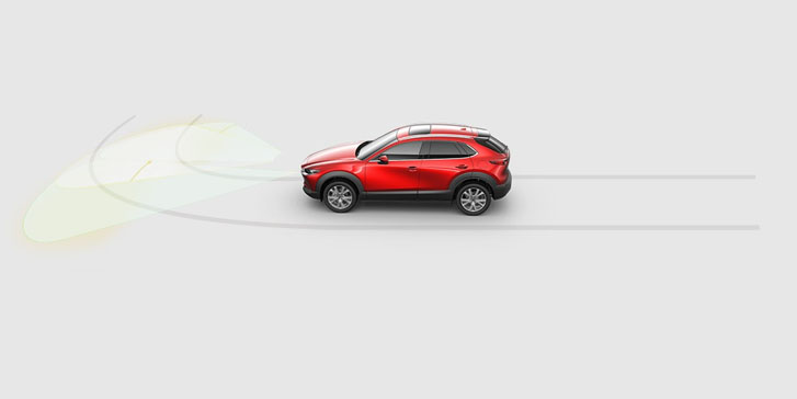2020 Mazda CX-30 safety