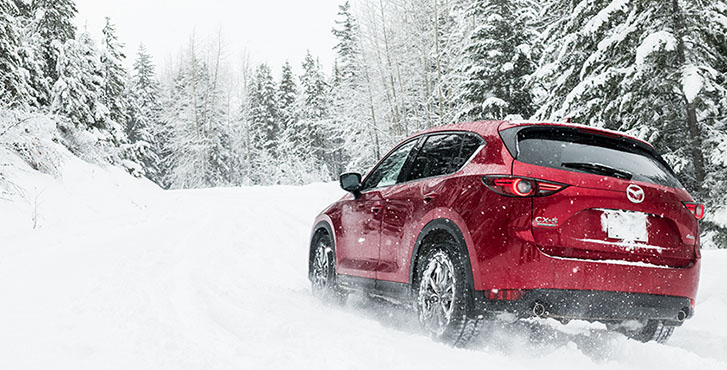 2020 Mazda CX-5 performance