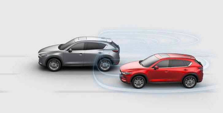 2020 Mazda CX-5 safety