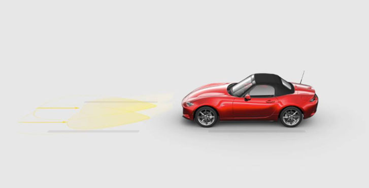 2020 Mazda MX-5 Miata safety