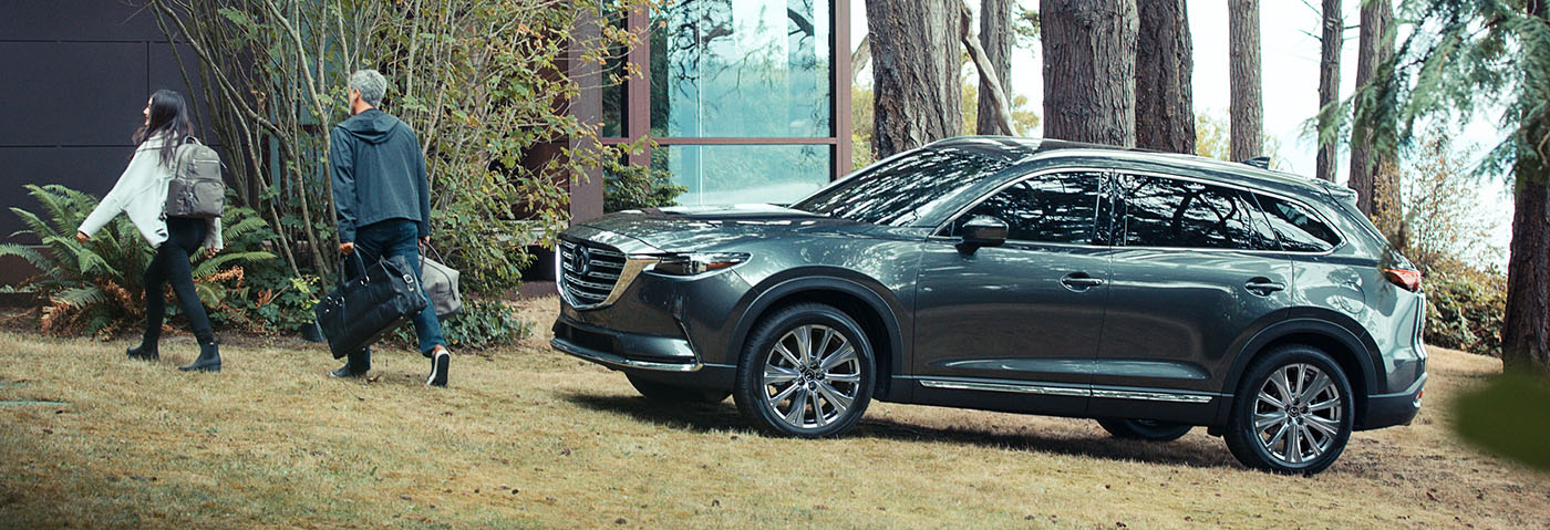 2021 Mazda CX-9 Appearance Main Img