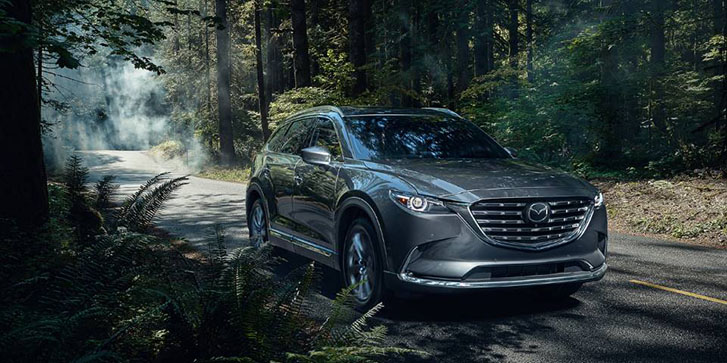2021 Mazda CX-9 performance