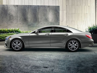 2016 Mercedes-Benz CLS Coupe appearance