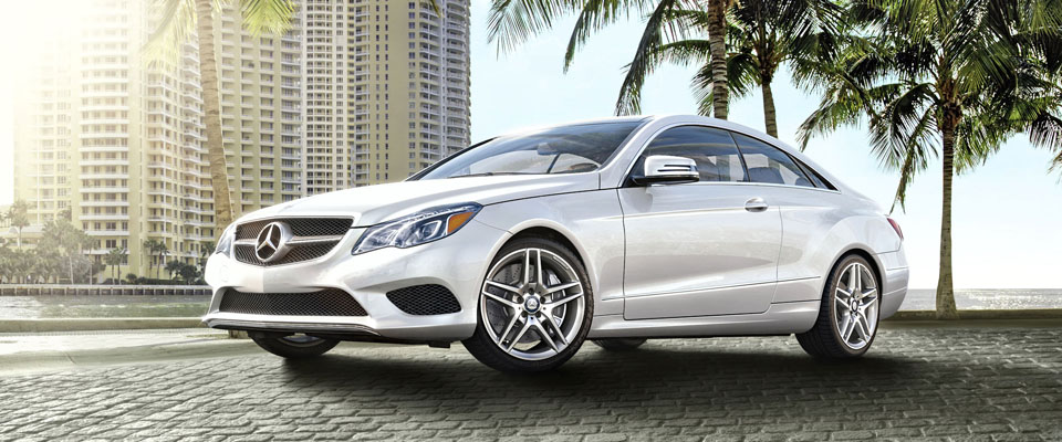 2016 Mercedes-Benz E-Class Coupe Appearance Main Img