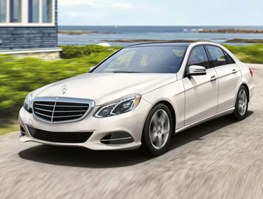 2016 Mercedes-Benz E-Class Sedan appearance
