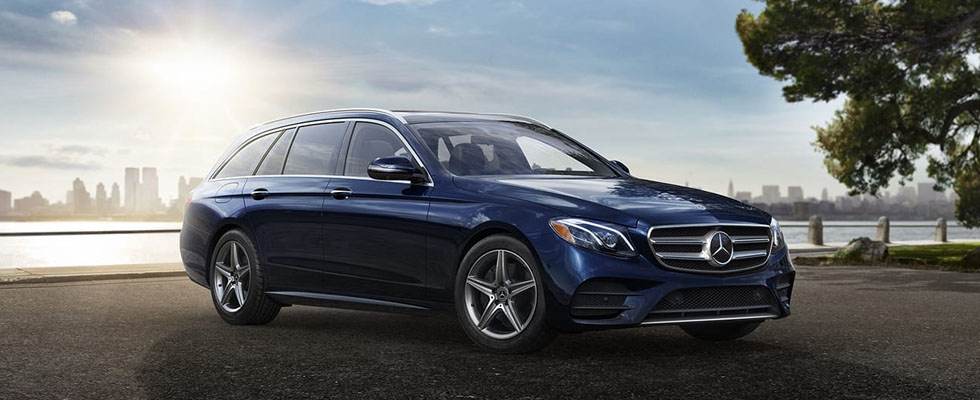 2016 Mercedes-Benz E-Class Wagon Appearance Main Img