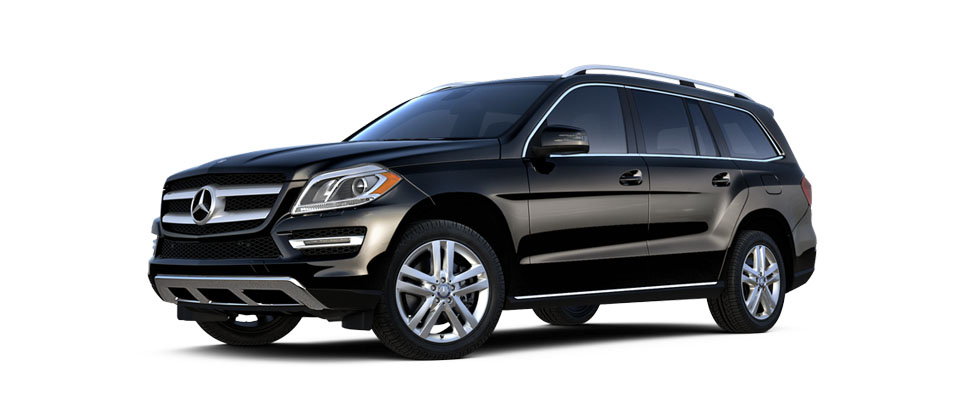 2016 Mercedes-Benz GL SUV Appearance Main Img