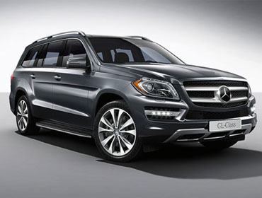 2016 Mercedes-Benz GL SUV appearance