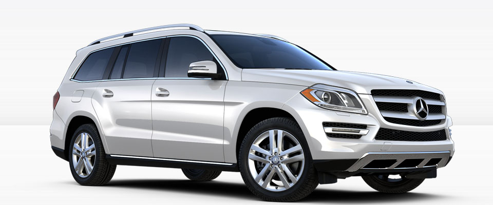 2016 Mercedes-Benz GL SUV Main Img